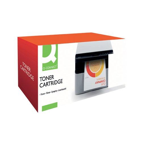 Q-Connect Compatible HP89A Mono Toner Cartridge CF289A-COMP