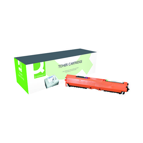 Q-Connect Compatible Solution HP 130A Magenta Toner Cartridge CF353A