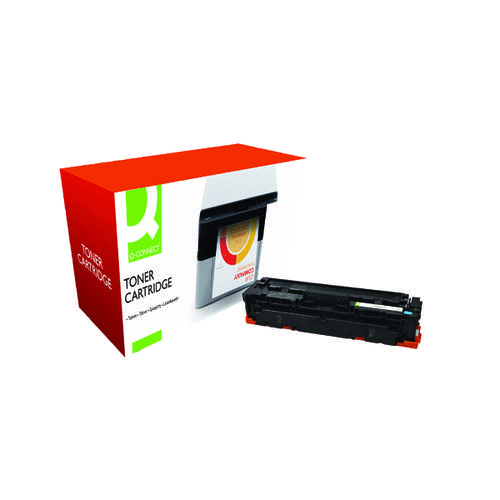 Q-Connect Compatible Solution HP Jet Intelligence CF411A Cyan Toner Cartridge M452ACVAS