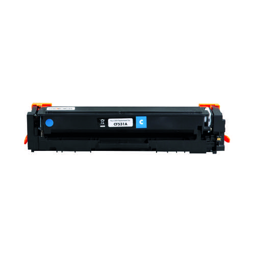 Q-Connect HP CF531A Toner Cartridge Cyan Compatible CF531A-COMP