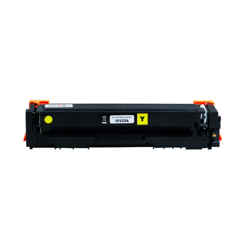 Q-Connect HP CF532A Toner Cartridge Yellow Compatible CF532A-COMP