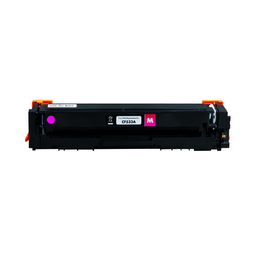 Q-Connect HP CF533A Toner Cartridge Magenta Compatible CF533A-COMP