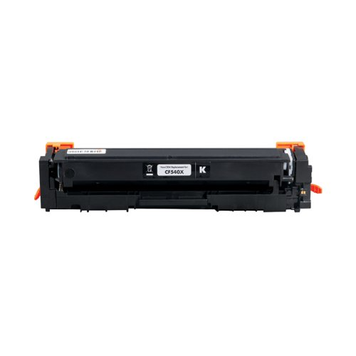 Q-Connect HP CF540X Toner Cartridge Black Compatible CF540X-COMP