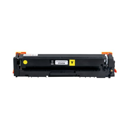Q-Connect HP CF542A Toner Cartridge Yellow Compatible CF542A-COMP