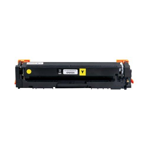 Q-Connect HP CF542X Toner Cartridge Yellow Compatible CF542X-COMP