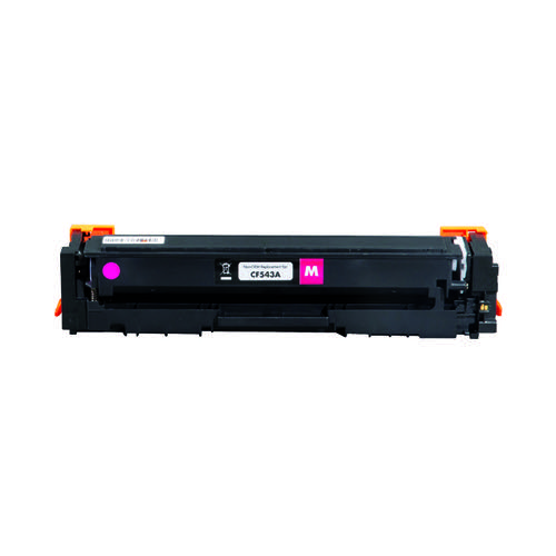 Q-Connect HP CF543A Toner Cartridge Magenta Compatible CF543A-COMP