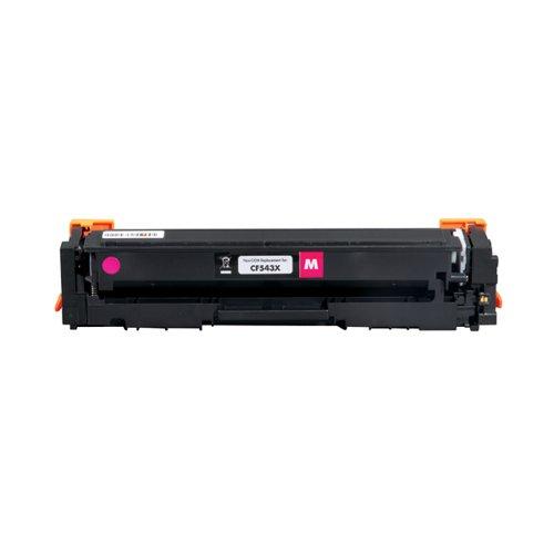 Q-Connect HP CF543X Toner Cartridge Magenta Compatible CF543X-COMP