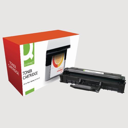 Q-Connect Compatible Solution Samsung 1082 Black Toner Cartridge MLT-D1082S/ELS