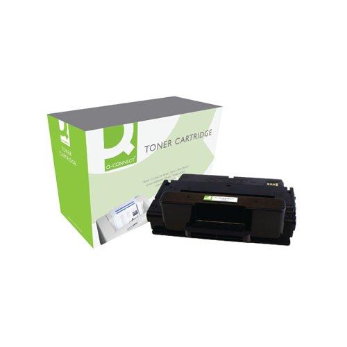 Q-Connect Compatible Solution Samsung 205L Black Toner Cartridge High Capacity MLT-D205L