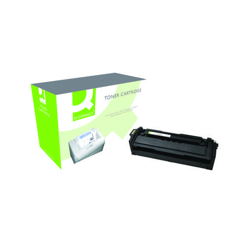 Q-Connect Samsung K506L Remanufactured Black Toner Cartridge High Capacity CLT-K506L/ELS