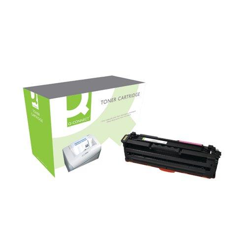 Q-Connect Samsung M506L Remanufactured Magenta Toner Cartridge High Capacity CLT-M506L/ELS
