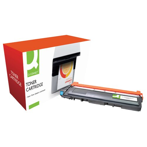 Q-Connect Compatible Solution Brother Cyan Toner Cartridge TN230C