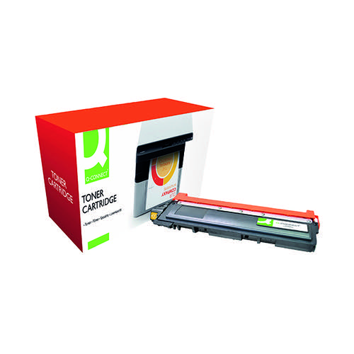 Q-Connect Compatible Solution Brother Yellow Toner Cartridge TN230Y