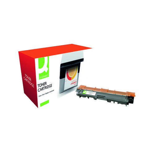 Q-Connect Compatible Solution Brother Black Toner Cartridge TN241BK