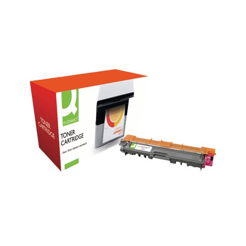 Q-Connect Compatible Solution Brother TN241M Magenta Toner Cartridge