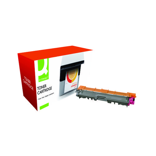 Q-Connect Compatible Solution Brother TN245M Magenta Toner Cartridge TN245M
