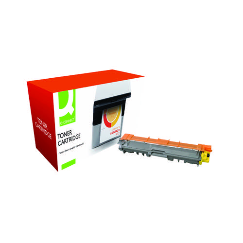 Q-Connect Compatible Solution Brother TN245Y Yellow Toner Cartridge TN245Y
