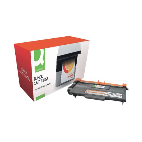 Q-Connect Brother TN3430 Toner Cartridge Black TN-3430-COMP
