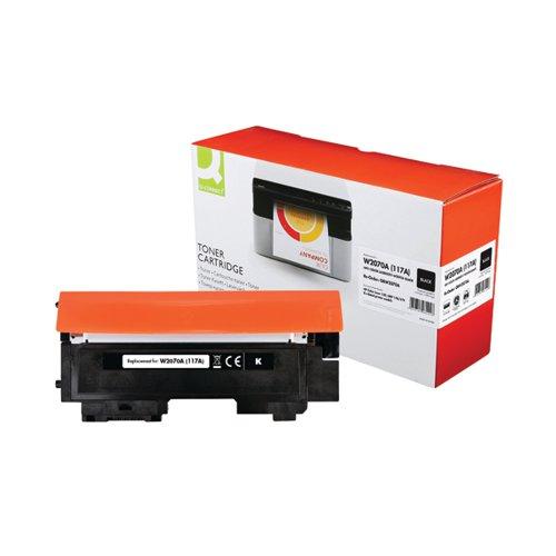 Q-Connect HP W2070A Toner Cartridge Black W2070A-COMP