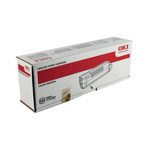 Oki Magenta Toner Cartridge (5 000 Page Capacity) 43324422