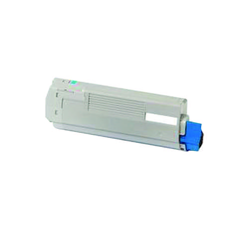 Oki C5600/C5700 Cyan Toner Cartridge 43381907