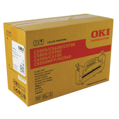 Oki C5600 Fuser Unit (60 000 pages yield) 43363203