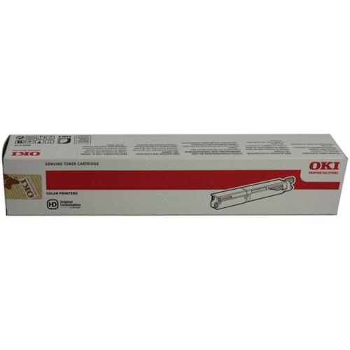Oki Cyan Toner Cartridge High Capacity 43459331