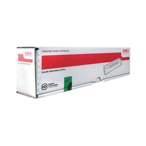 Oki Magenta Toner Cartridge (10000 Page Capacity) 44059210