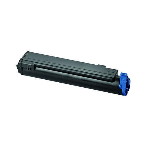 Oki Black Toner Cartridge High Capacity (Capacity: 12000 pages) 43979216