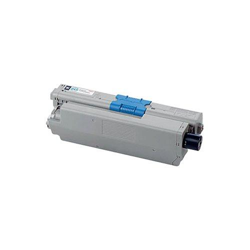 Oki Black Toner Cartridge High Capacity (Capacity: 5000 pages) 44469804