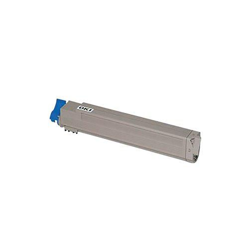 Oki Magenta Toner Cartridge (7300 Page Capacity) 44643002