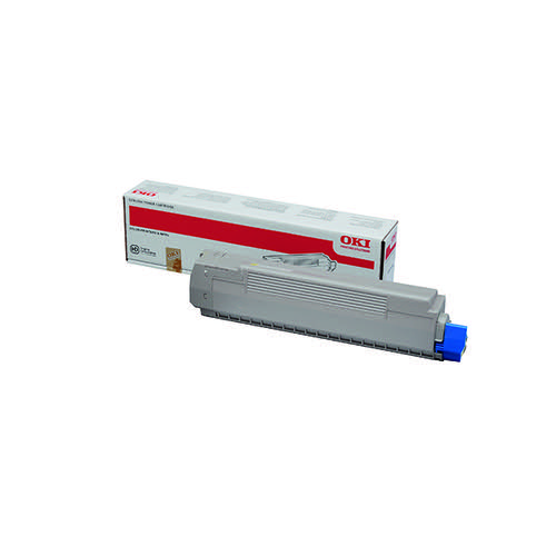 Oki Yellow Toner Cartridge (7 300 Page Capacity) 44059165