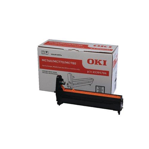 Oki MC760/MC770/MC780 Imaging Unit Black (30000 page capacity) 45395704