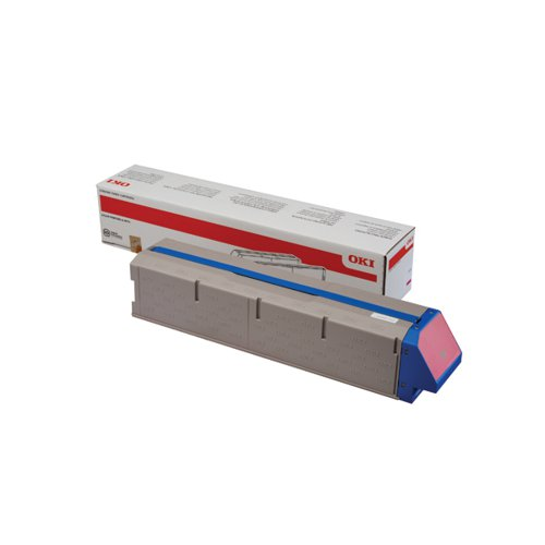 Oki Magenta Toner Cartridge High Capacity 45536506