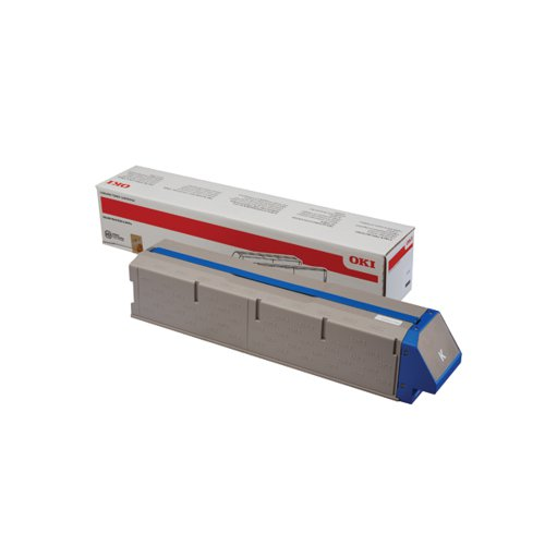 Oki Black Toner Cartridge High Capacity (Capacity: 38,000 pages) 45536508