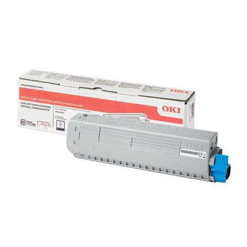 Oki C834/844 HY Laser Cartridge Black 46861308