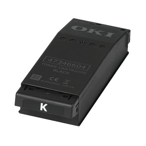 Oki Black Toner Cartridge 7000 Pages C650 09006130