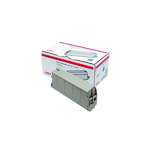 Oki C810/830 Cyan Toner Cartridge 44059107