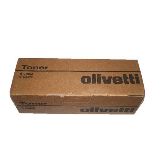 Olivetti B0892 Cyan Toner Cartridge (6 000 Page Capacity)