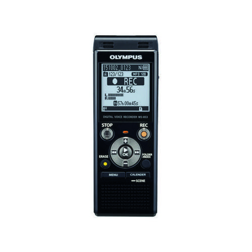 Olympus WS-853 Digital Voice Recorder Black V415131BE000