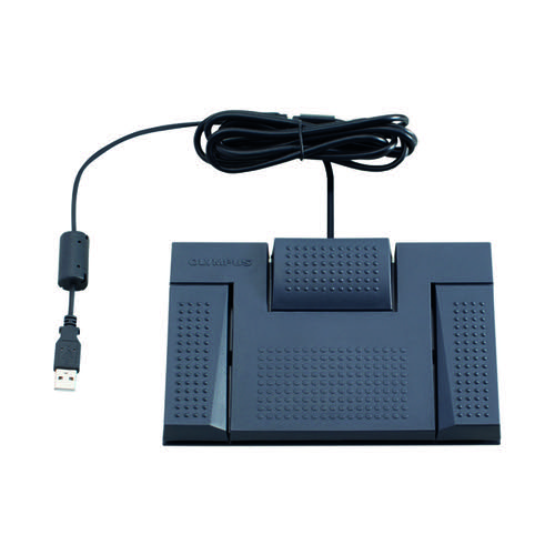 Olympus RS28H USB Foot Pedal Black V4521410E000