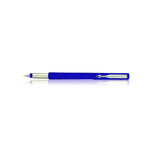 Parker Vector Fountain Blue PenMedium 67507 S0881011
