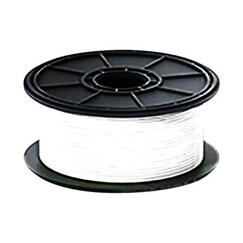 Panospace Filament PLA 1.75mm 326g White PS-PLA175WHT0326
