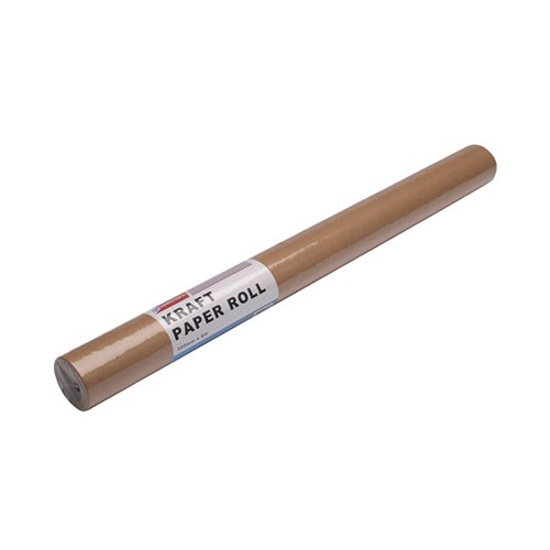 GoSecure Kraft Paper Roll 500mmx6m (Pack of 25) PB02286