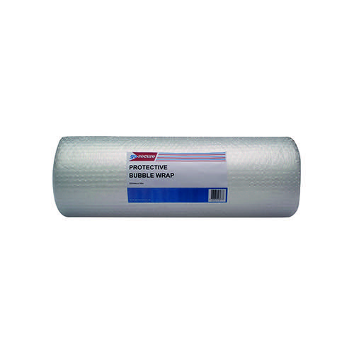 GoSecure Bubble Wrap Roll Large 500mmx10m Clear (Pack of 4) PB02289