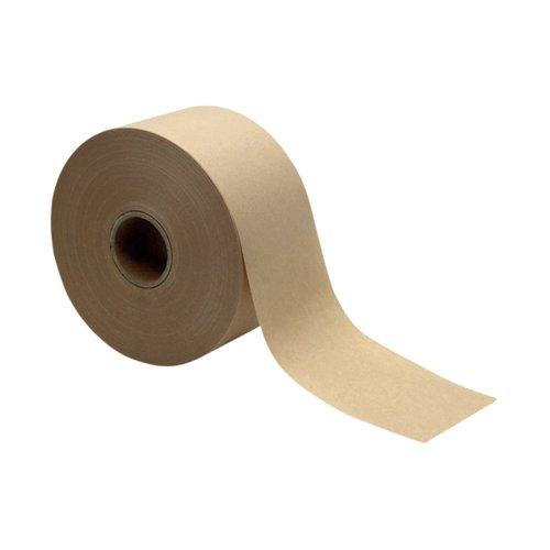 GoSecure Standard Gummed Paper Tape 70mm x 200m 60gsm PB07634