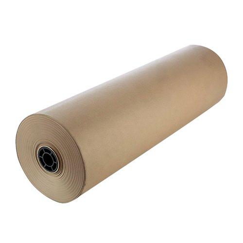GoSecure Kraft Paper Roll 500mmx175m 85gsm MFK50080