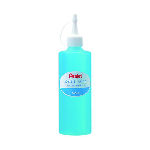 Pentel Glue Refill 300ml Bottle ER-S