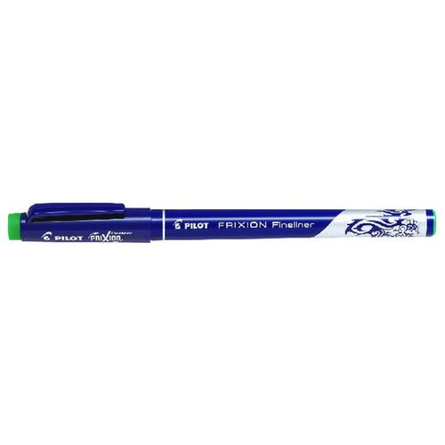 Pilot FriXion Fineliner Green (Pack of 12) 4902505560514