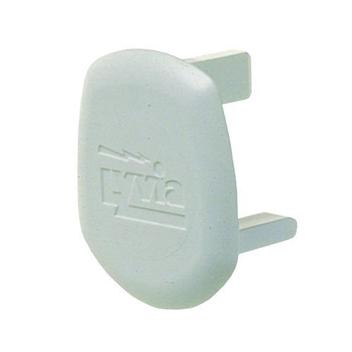 13 AMP Safety Socket Insert White (Pack of 20) BF2090